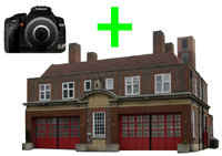 Upload Image of Fire Station